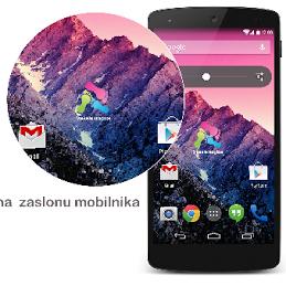 Izdelava android aplikacije